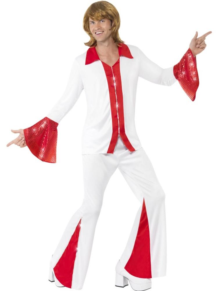 70s' Super Trooper Male Costume