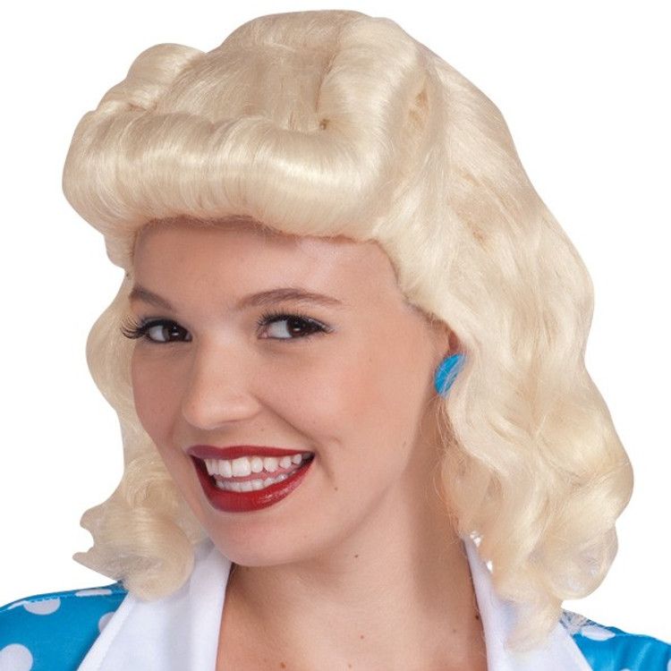 1940's Blond Wig