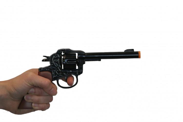 Diecast Wild West Pistol
