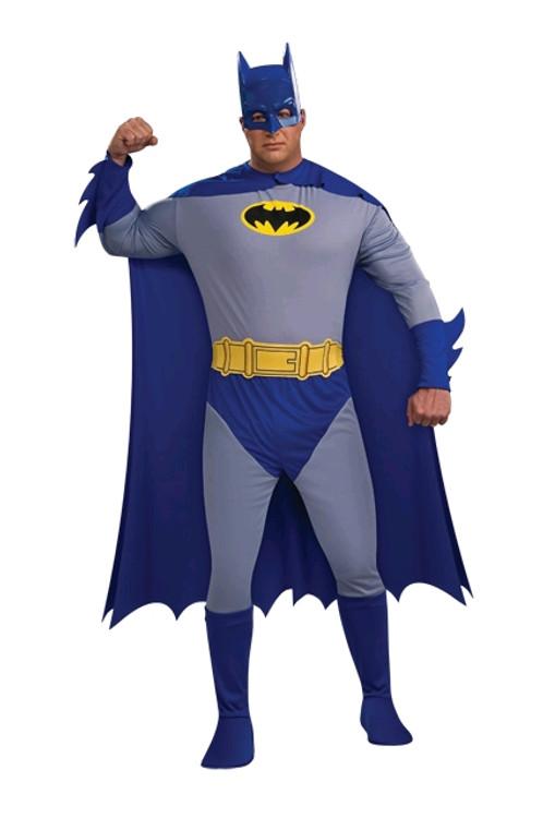 Batman Adult Plus Size Mens Costume