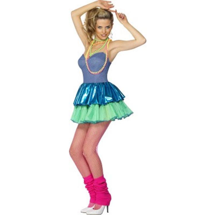 80S Rock Star Womens Costume
