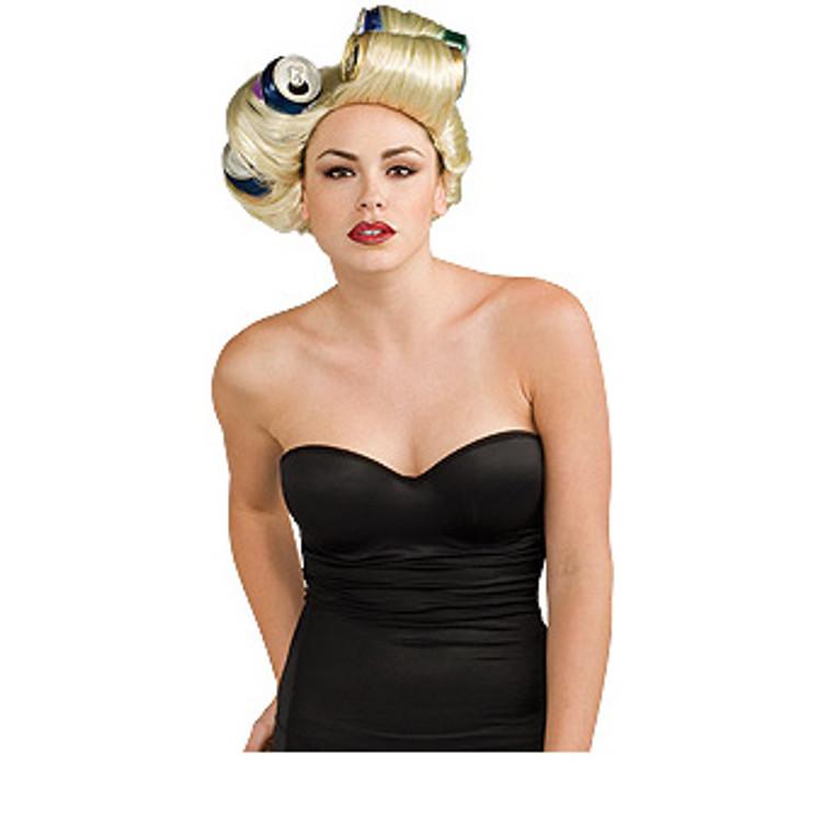Lady Gaga Soda Can Wig