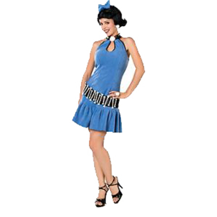 Betty Rubble Womens Costumes