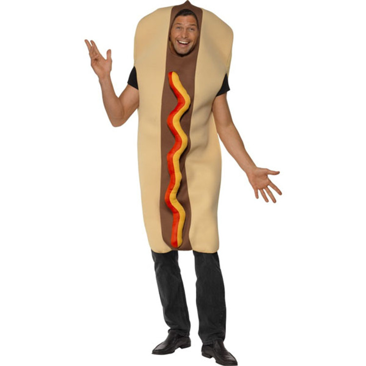 Hot Dog Giant Adult Costume