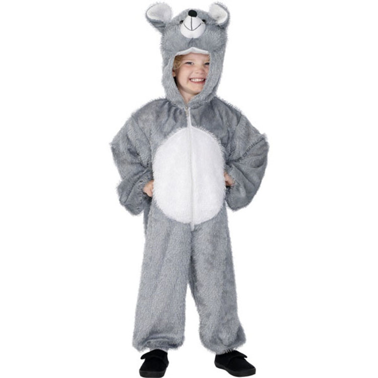 Mouse Kids Animal Costume Medium