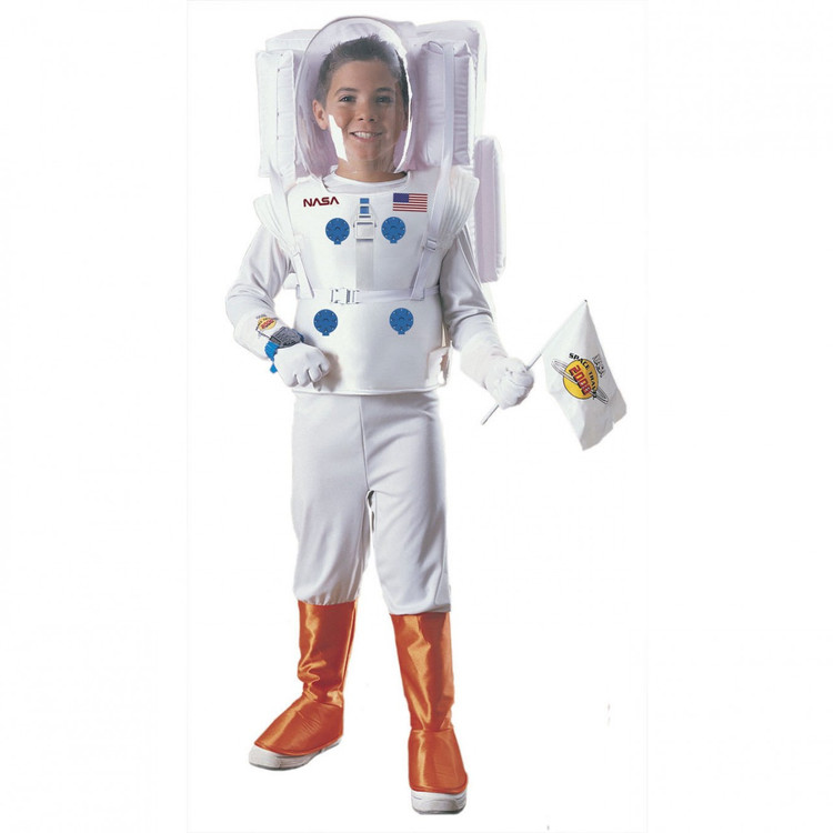Astronaut ( or Spaceman) Kids Costume