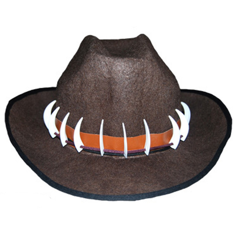 Croc Dundee Hat - Feltex