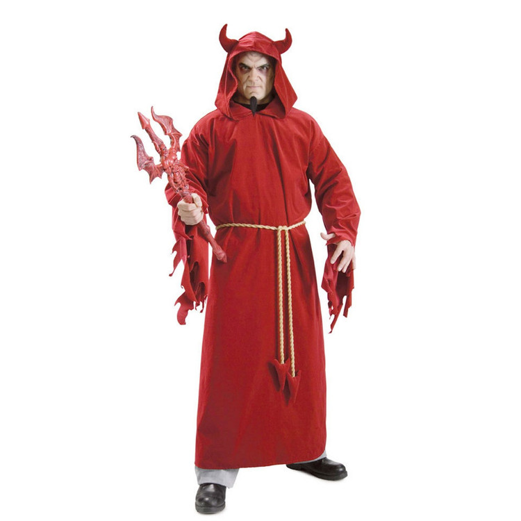 Devil Lord Mens Costume