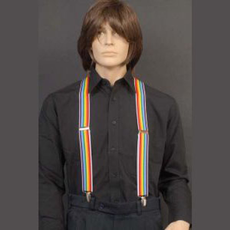 Braces Suspenders - Clown (Multicolour)