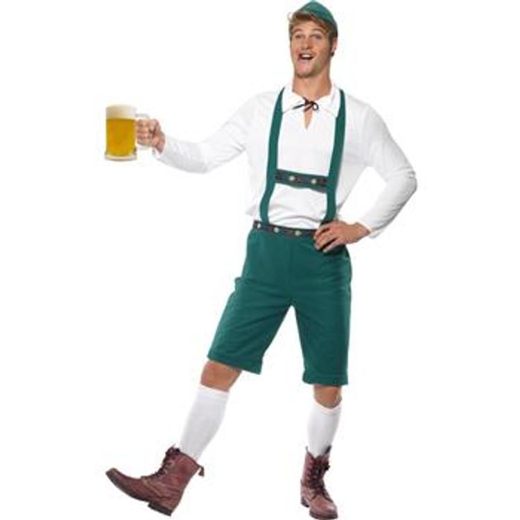 German Oktoberfest Mens Costume