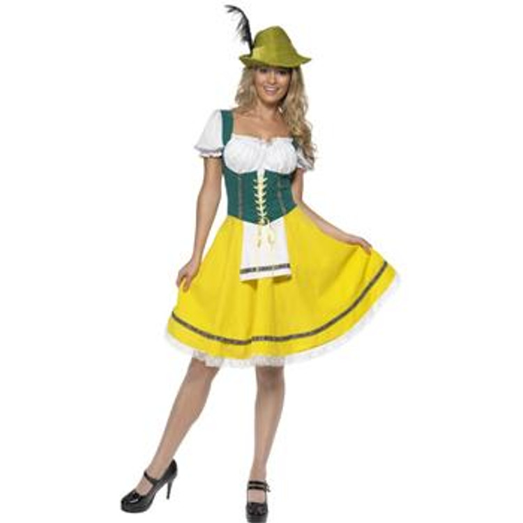 Beer Girl Cutie Oktoberfest Womens Costume