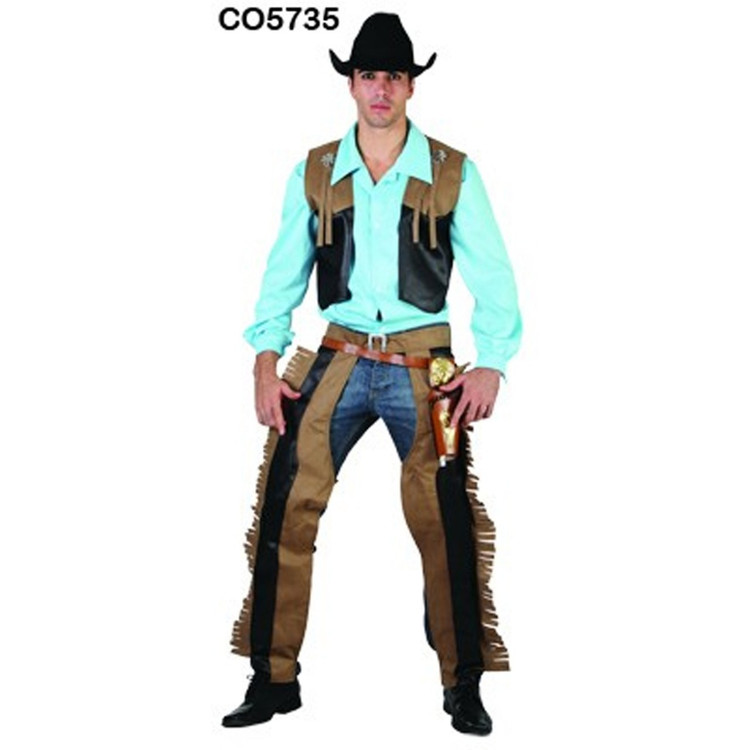 Cowboy Rodeo Mens Costume