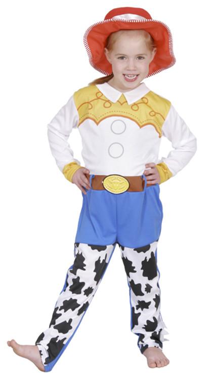Toy Story Jessie Girls Costume