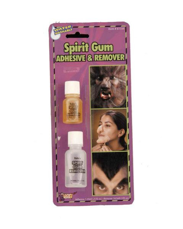 Make-up Spirit Gum & Remover