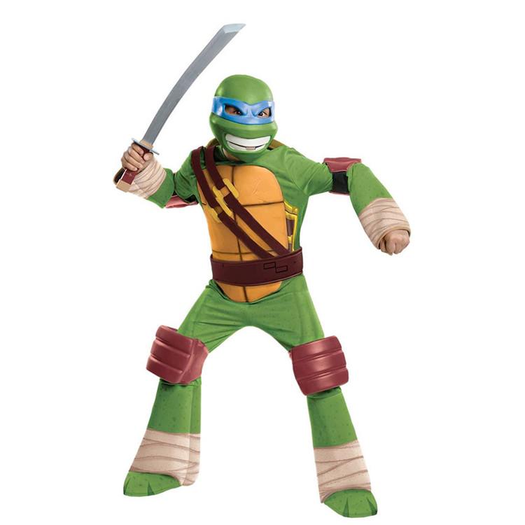 Teenage Mutant Ninja Turtles - Leonardo Kids Costume