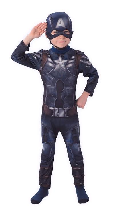 Captain America Winter Soldier Boys Costumes
