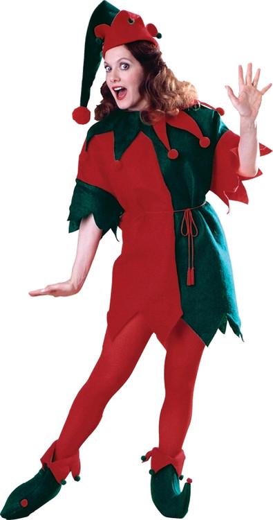 ELF (BOXED SET) adult costume
