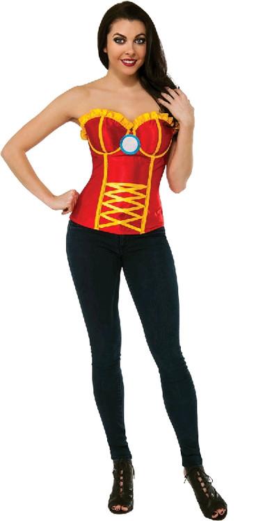 Iron Man - IRON Woman Corset