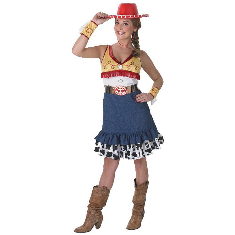 Toy Story - SASSY JESSIE Costume (RUB888842PRE)