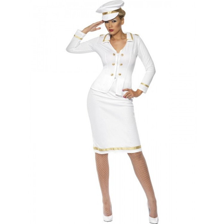 Sailor Officer's Mate Womens Costume