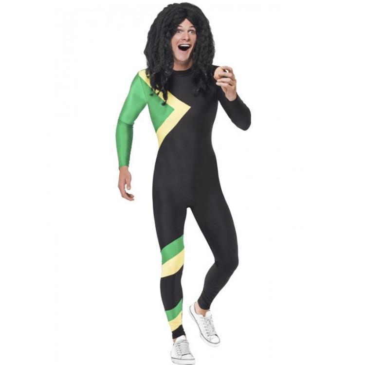 Jamaican Hero Male Costume