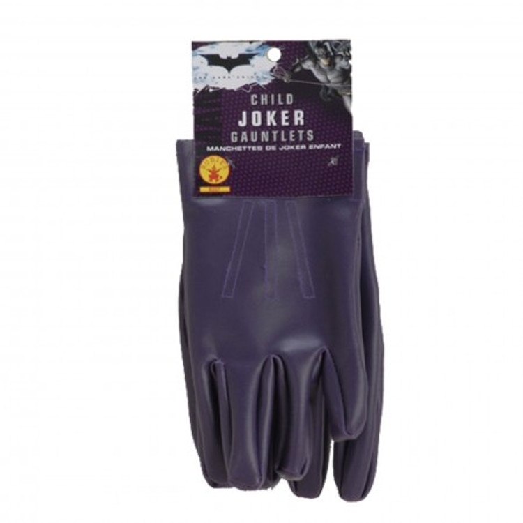 Batman - Joker Gloves Child