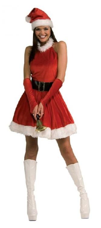 Christmas - Santa's Little Helper Womens Costumes