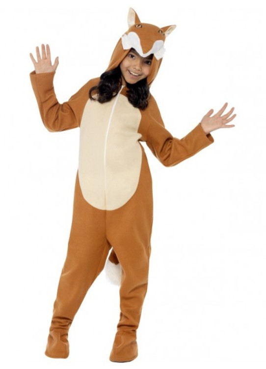 Fox Child Animal Costume