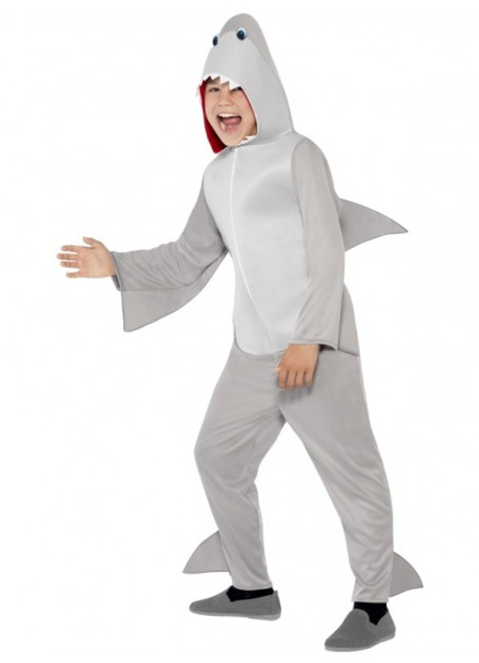 Shark Child Costume