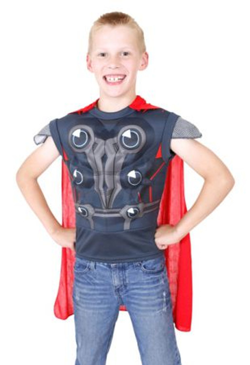 Thor Dress up Set Kids Costume