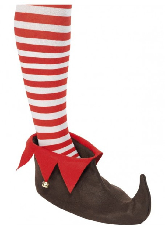 Christmas - Elf Brown Shoes