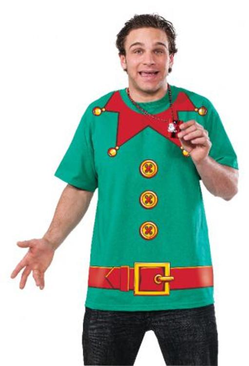 Printed Elf T-Shirt
