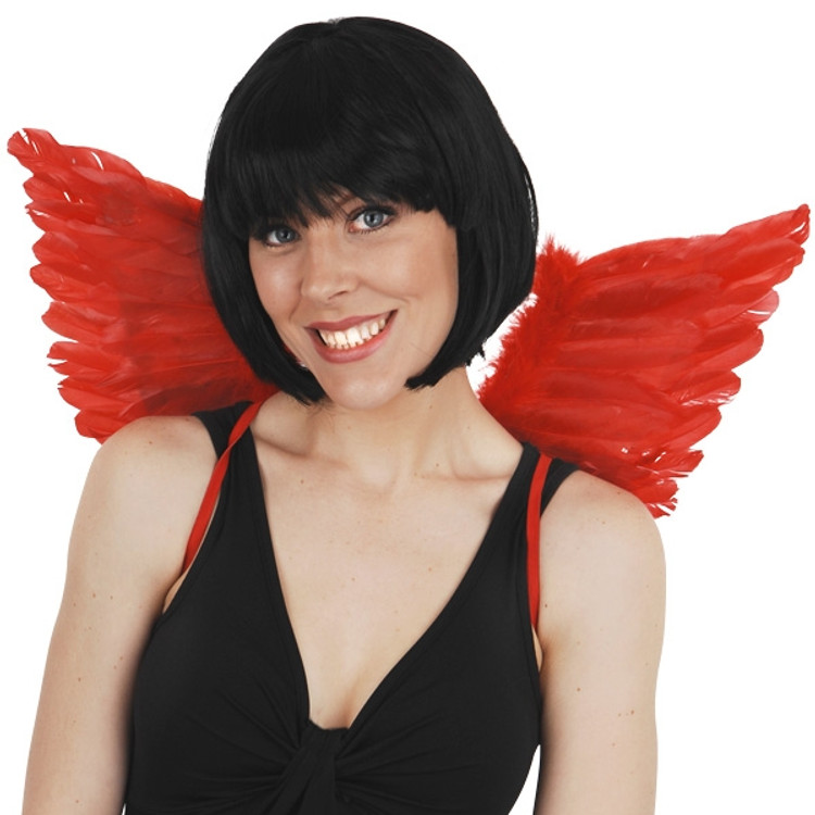Angel & Fairy Wings Wings Small Red