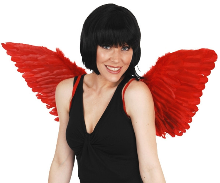 Angel & Fairy Wings Large Red