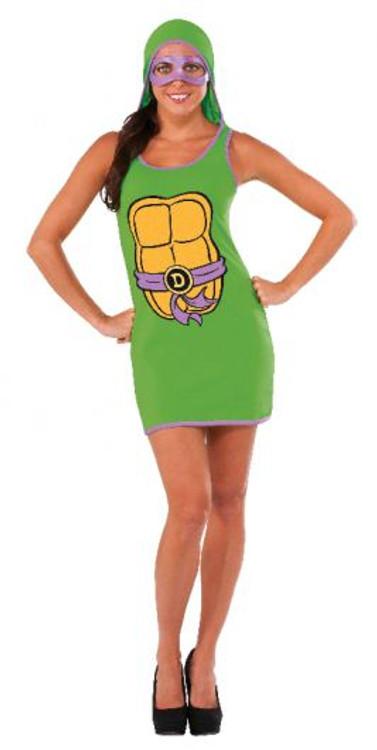 Teenage Mutant Ninja Turtles - Donatello Tank Dress