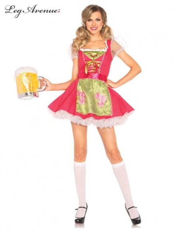 Oktoberfest Beer Garden Gretel Womens Costume