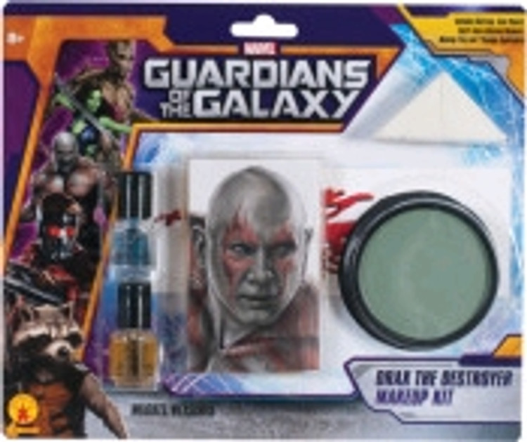 Guardians of the Galaxy: Drax Make up Kit