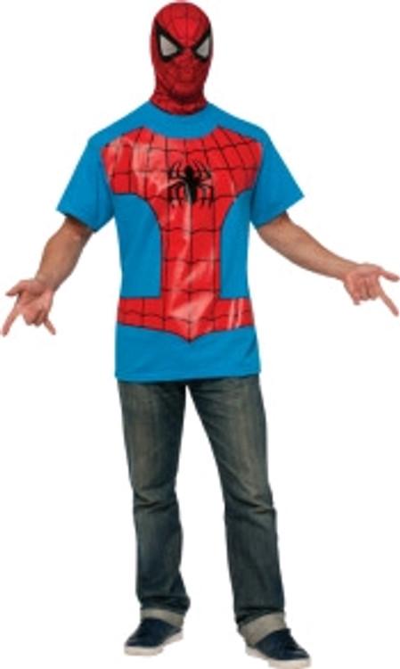 Spiderman Adult T-Shirt