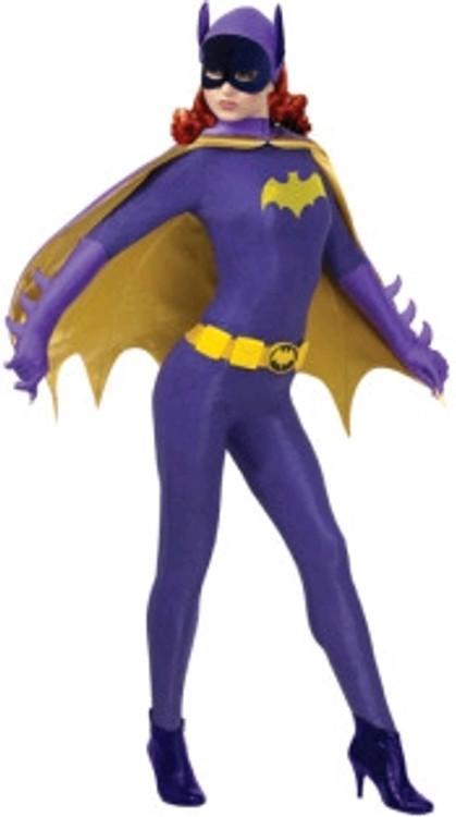 Batgirl 1966 Collectors Edition Woman's Costume