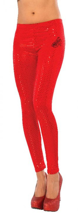 Wizard of Oz - Dorothy Ruby Red Womens Leggings
