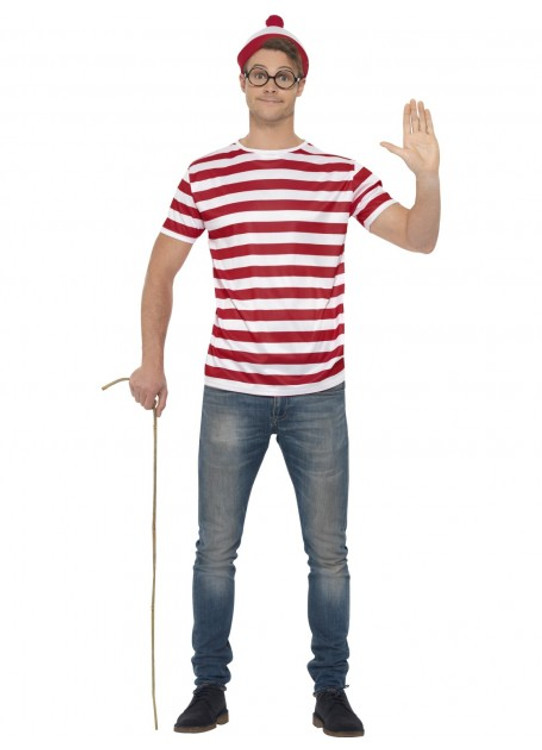 Where's Wally? Adult Kit