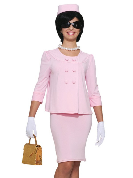 1950's 60's Jackie O Womens Costume