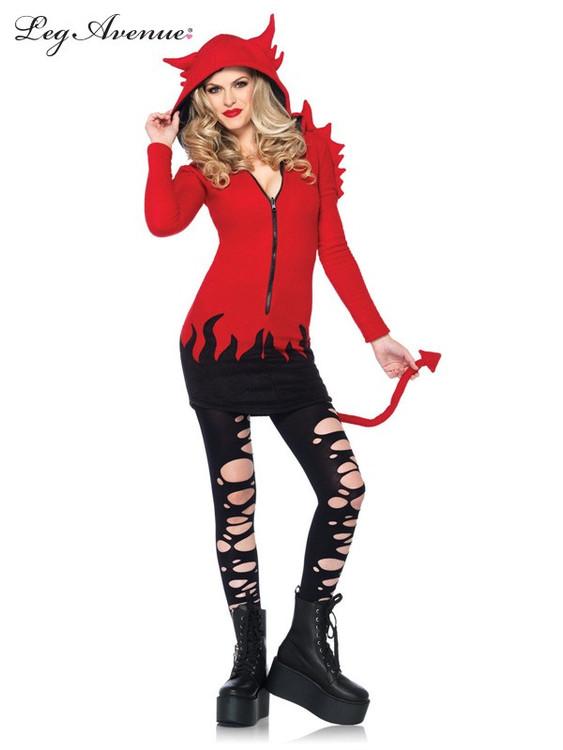 Devil Adult Dress