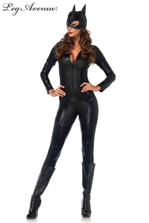 Batgirl - Captivating Crime Fighter Womens Costume