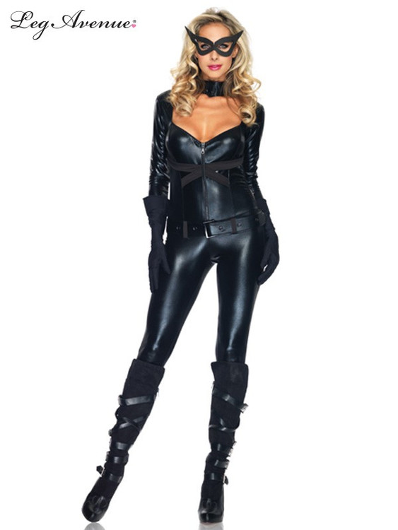 Catgirl Womens Costume