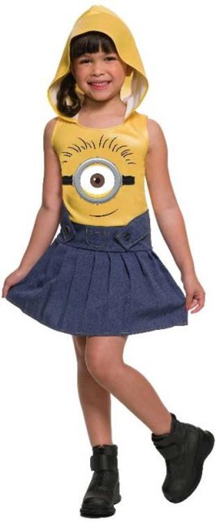 Despicable Me - Minion Face Girl Costume