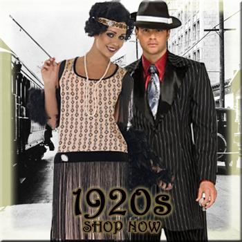 1920s Costumes