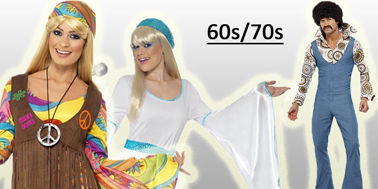 60s and 70s Costumes