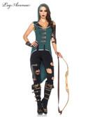 Robin Hood Rebel Womens Costume
