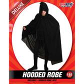 Cape Hooded Kids Costume